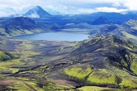 Interior de Islandia