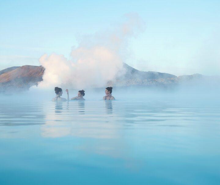 Blue Lagoon entrada comfort